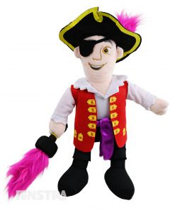 Captain Feathersword Plush Toy