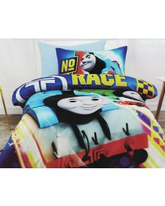 Thomas No 1 Race Quilt Cover Set