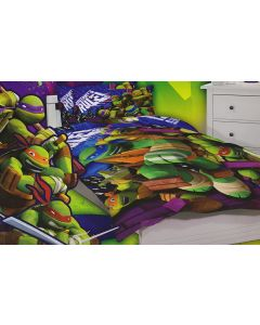 Teenage Mutant Ninja Turtles Quilt Cover Set