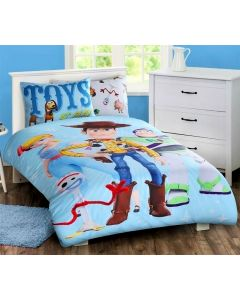 Toy Story 4 Quilt Cover Set