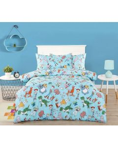 Toy Story 4 Characters Quilt Cover Set