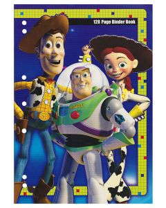 Toy Story Binder Book