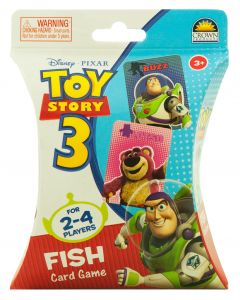 Toy Story Fish Card Game