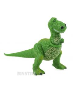 It's Rex, the cowardly Tyrannosaurus rex dinosaur toy from Toy Story.