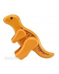 Wooden Tyrannosaurus-Rex Dinosaur Toy