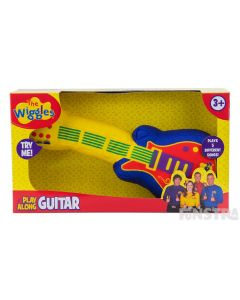 The Wiggles Guitar Plush Toy with Sound
