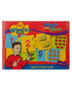Wiggle and Learn to Count Cards