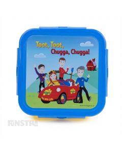 Wiggles Lunchbox