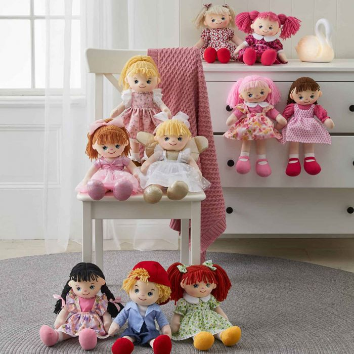 Collect Freya and all her adorably cute friends from the My Best Friend dolls collection.