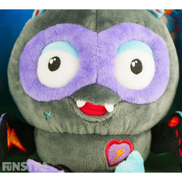 Giggle Fangs Plush Toy