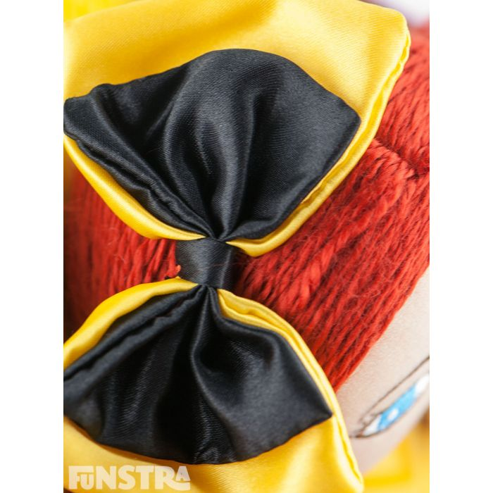Emma's yellow bow... it's something special in her hair