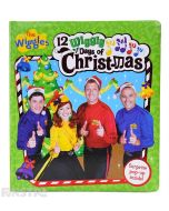 12 Wiggly Days of Christmas Book
