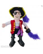 Captain Feathersword Plush Toy