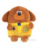 Collect the leader of The Squirrel Club, Duggee, beanie and all the characters from the pre-school children's animated series.