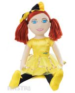 It's everyone's favourite yellow Wiggle, the girl with the bow in her hair! Ballerina Emma is dress in her beautiful yellow tutu.