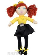 Emma Wiggle Mini Plush Doll