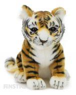 Tiger Cub Plush Toy