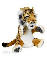 Hansa Creation Realistic Tiger Puppet