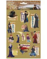 Harry Potter Merit Stickers