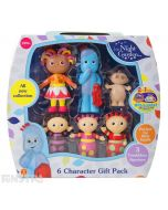 Action figure pack is boxed and makes a great gift for little fans of the live-action preschool children's television series.