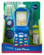 Learn numbers and colors with your favorite characters on this fun electronic interactive toy phone.