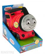 James Talking Large Plush Toy