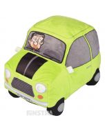 Mr Bean Plush Car with Sound