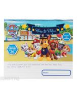 PAW Patrol Create a Story Book with Stickers