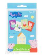 Peppa Pig Snap Card Game