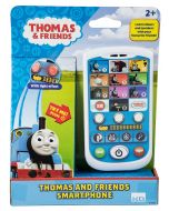 Learn numbers and colours with Thomas and Friends on an interactive toy smartphone with lights and sounds. Little ones can discover and learn more about Thomas and the Island of Sodor.