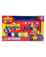 The Wiggles Keyboard Plush Toy with Sound