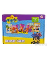The Wiggles Matching Cards Educational Game