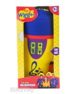 The Wiggles Microphone Plush Toy with Sound