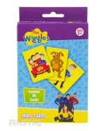 The Wiggles Pairs Card Game